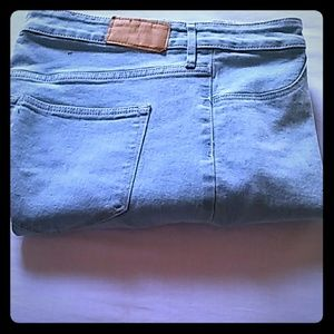 H&M High Waisted Skinny Jeans